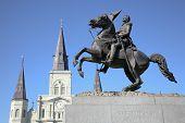 Andrew Jackson Monument 1