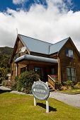 Fox Glacier Lodge, New Zealand