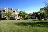 Luxus Haus Garten