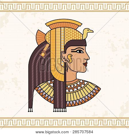 The Egyptian Goddess Isis Animation