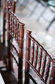 Brown Chiavari Chairs