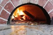Wood Burning Pizza Oven