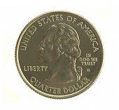 U. S. Quarter Dollar