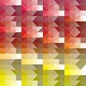 VECTOR - Abstract background - 512 Attractive Colors are used