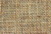 Jute knit wicker background texture