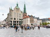 Amagertorv -  The Most Central Square In Copenhagen