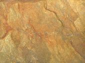 picture of fieldstone-wall  - close up of the texture of a large stone - JPG