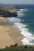 Beach At Cabo San Lucas, Mexico