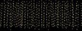 Fairy Light Curtain Long