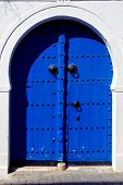 Door In Sidi Bou Said