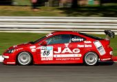 BTCC Honda Integra George