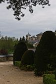 View from Clos Luce
