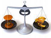 Equilíbrio de tempo e dinheiro