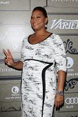 LOS ANGELES - OCT 5:  Queen Latifah arrives at the Variety's 4th Annual Power Of Women Event at Beve