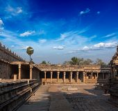 stock photo of great living chola temples  - Airavatesvara Temple - JPG