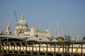 Sain Pauls Cathedral and Blackfriars