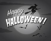 Movie ending screen - Happy Halloween - JPG Version