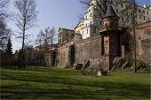 City Walls Of Olomouc