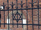 foto of synagogue  - Krakow  - JPG