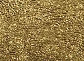 Gold Foil Surface