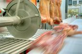 Pork Processing Meat Food Industry