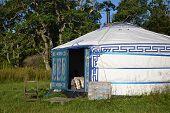 pic of mongolian  - Yurt  - JPG