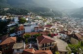 Parga City, Greece, In The Early Morning