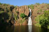 Wangi Falls. Litchfield National Park. Northern Territory Australia.