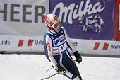 SOELDEN AUSTRIA OCT 25, Nicole Guise ITA competing in the womens giant slalom race at the Rettenbach