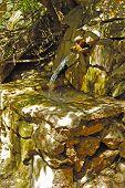 Spring Fountain Antique