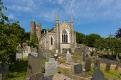 stock photo of devonshire  - St Marys Church Appledore Devon England located near Barnstaple and Bideford England - JPG