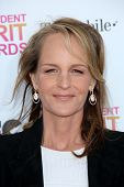 Helen Hunt at the 2013 Film Independent Spirit Awards, Private Location, Santa Monica, CA 02-23-13