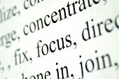 Focus On Words