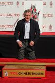 Robert De Niro at the Robert De Niro Hand and Foot Print Ceremony, Chinese Theater, Hollywood, CA 02-04-13