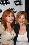 HOLLYWOOD - JULY 10: Judy Tenuta and Judy Dixon at the Premiere of