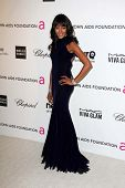 Naomi Campbell at the Elton John Aids Foundation 21st Academy Awards Viewing Party, West Hollywood Park, West Hollywood, CA 02-24-13