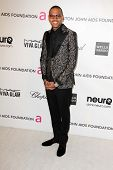 Chris Brown at the Elton John Aids Foundation 21st Academy Awards Viewing Party, West Hollywood Park, West Hollywood, CA 02-24-13