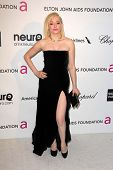 Rose McGowan at the Elton John Aids Foundation 21st Academy Awards Viewing Party, West Hollywood Par