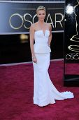 Charlize Theron at the 85th Annual Academy Awards Arrivals, Dolby Theater, Hollywood, CA 02-24-13