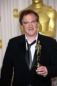 Quentin Tarantino at the 85th Annual Academy Awards Press Room, Dolby Theater, Hollywood, CA 02-24-1