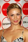LOS ANGELES - AUGUST 26: Samaire Armstrong at the Entertainment Weekly Magazine's 4th Annual Pre-Emm