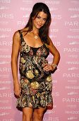 HOLLYWOOD - AUGUST 18: Samantha Harris at the party celebrating the launch of Paris Hilton's Debut CD