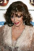 WEST HOLLYWOOD - AUGUST 27: Joan Collins at the 10th Annual Entertainment Tonight Emmy Party Sponsor