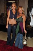 HOLLYWOOD - AUGUST 15: Cherish Lee and Charlene Tilton at the Los Angeles Premiere of