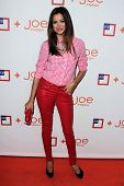 Noureen DeWulf at the introduction of Joe Fresh at JCP, Joe Fresh at JCP Pop Up Store, Los Angeles,