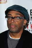 Spike Lee at the Opening of