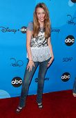 PASADENA, CA - JULY 19: Miley Cyrus at the Disney ABC Television Group All Star Party on July 19, 2006 at Kidspace Children's Museum in Pasadena, CA.