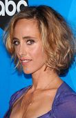 PASADENA, CA - JULY 19: Kim Raver at the Disney ABC Television Group All Star Party on July 19, 2006