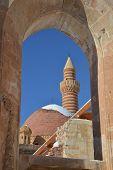 Details Of Ancient Ishak Pasha Palace