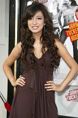 HOLLYWOOD - JULY 25: Christian Serratos at the premiere of John Tucker Must Die on July 25, 2006 at